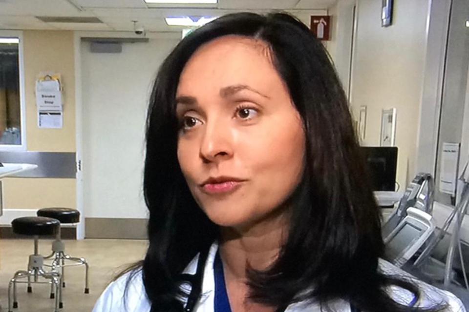 Dr. Celnia Barba-Simic (CSUN Today)